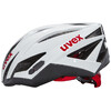 UVEX ultrasonic race Helm white/black